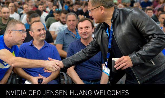 Nvidia finalise le rachat de Mellanox pour 7 milliards de dollars