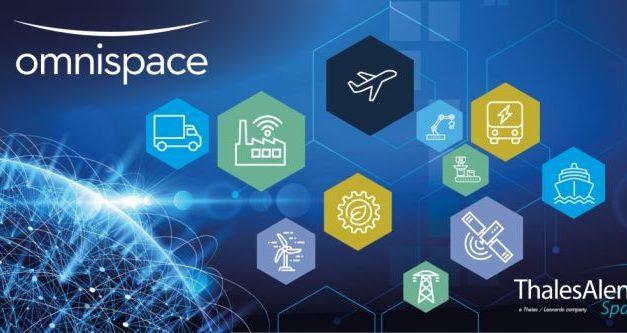 Omnispace choisit Thales Alenia Space pour développer l'infrastructure satellitaire d'un réseau hybride mondial