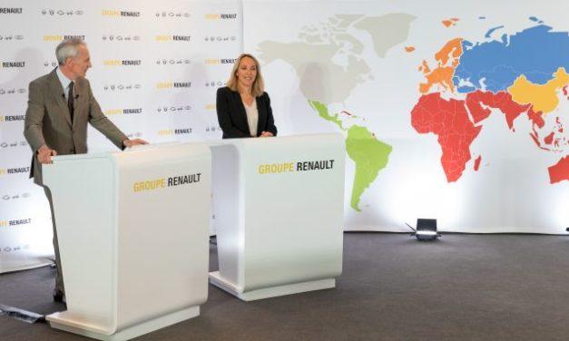 Renault veut ramener ses capacités de production de 4 à 3,3 millions de véhicules par an