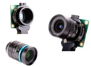 Farnell commercialise une caméra Raspberry Pi 12 mégapixels