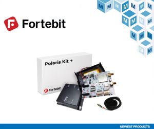 Mouser Electronics signe un accord de distribution mondial avec Fortebit