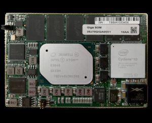 Carte CPU/FPGA pour déploiements en périphérie de l'IoT | Arrow – Exor Embedded