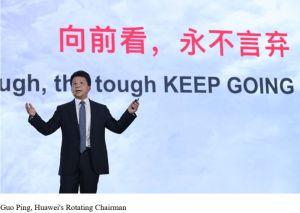 Huawei répond officiellement aux mesures de rétorsion américaine