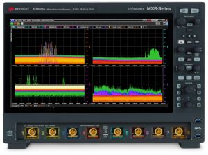 Oscilloscope à signaux mixtes 8 instruments en un | Keysight