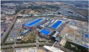 Samsung investit dans une nouvelle ligne 5 nm EUV pour la fonderie