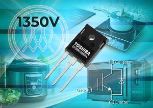 IGBT 1350 V amélioré pour appareils ménagers | Toshiba