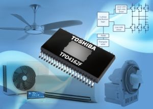 Circuit de puissance intelligent avec tension nominale de 600V | Toshiba