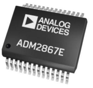 Emetteurs-récepteurs de puissance isolés avec bus RS485 isolé intégré | Analog Devices