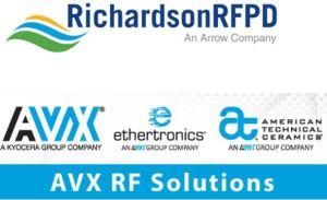 Richardson RFPD annonce un accord mondial avec AVX