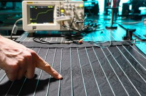 Des textiles intelligents grâce à des lignes de transmissions souples