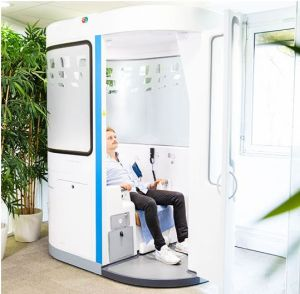 Station de télémédecine connectée : la start-up H4D lève 15 millions d'euros