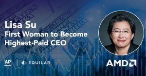 Rémunération des dirigeants : la patronne d'AMD les supplante tous !