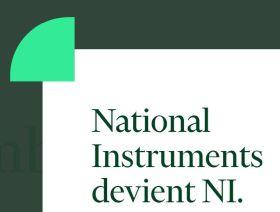 National Instruments devient officiellement NI