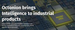 IA dans les microcontrôleurs : Octonion rejoint le programme de partenariat ARM AI