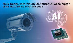 Microprocesseur avec accélérateur d'IA optimisé pour la vision | Renesas