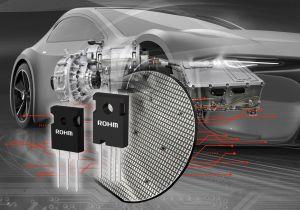 MOSFET SiC de 4e génération à faible résistance à l'état passant | Rohm