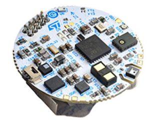 Design de référence pour objets nomades compacts | STMicroelectronics