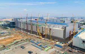 Samsung construit une nouvelle usine de flash NAND en Corée