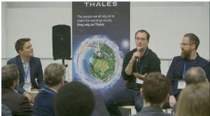 Intelligence artificielle : cinq start-up pour la saison 2 du programme Thales AI@Centech