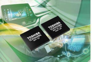 CI passerelle d'interface d'affichage automobile | Toshiba