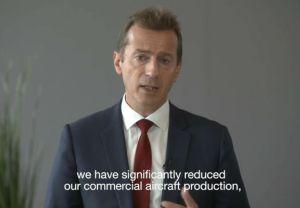 Airbus redimensionne son activité avions civils en supprimant 15 000 emplois