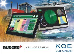 Module d'affichage TFT Full HD de 10, 2 pouces | KOE
