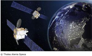 Thales Alenia Space construira les satellites SES-22 et SES-23