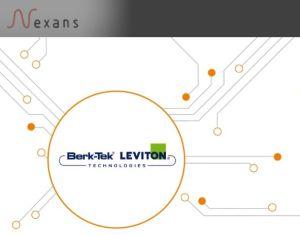 Nexans cède le fabricant de câbles Berk-Tek à Leviton