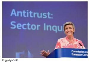 La Commission européenne ouvre une enquête sectorielle sur l'Internet des objets