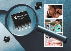 Mémoire EEPROM série 4 Mbits | Microchip