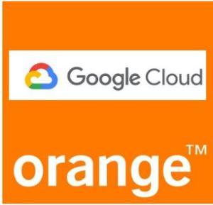 Orange et Google Cloud s'allient autour des services de données, de l'intelligence artificielle et de l'edge computing