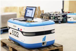 Scallog fait le pari d'une robotique logistique 100% française de la conception à la production