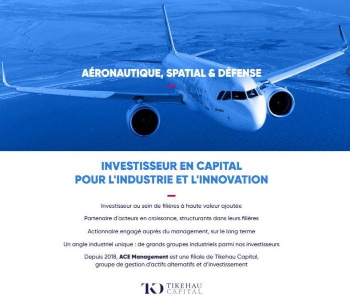 Création du fonds d'investissement aéronautique avec une première levée de 630 M€