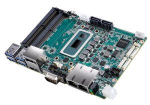 Carte SBC 3,5″ basée sur SoC Intel Core 8e génération | Advantech