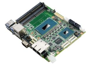 Module SBC 3,5″ à processeur Intel Xeon/Core pour applications en environnement difficile | Advantech