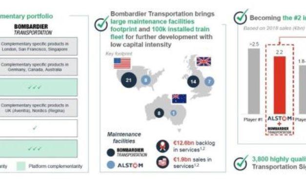 Alstom va racheter Bombardier Transport pour 300 M€ de moins que prévu