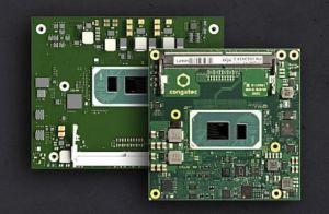 Congatec équipe 12 Computer-on-Module des processeurs Intel Core 11e génération