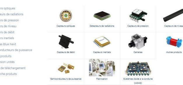 First Sensor va céder ses filiales en France et aux États-Unis à TE Connectivity