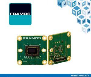 Vision embarquée : Mouser Electronics distribue Framos