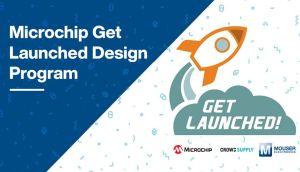 Mouser, Microchip et Crowd Supply lancent l'édition 2020 du programme de conception Get Launched