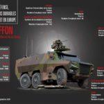 La DGA commande 313 véhicules blindés à l'industrie française