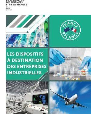 Publication d'un guide rassemblant les dispositifs d'aides pour la relance des entreprises industrielles