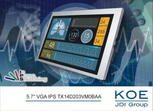 Module d'affichage TFT VGA de 5,7 pouces | KOE