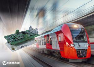 Kit comprenant un module de puissance SiC et un driver de grille programmable | Microchip