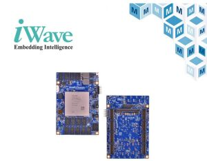 Mouser distribue les modules SoM d'iWave