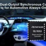 Contrôleurs synchrones à double sortie pour systèmes automobiles | Renesas