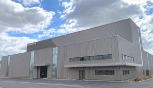 Axon' Cable inaugure une usine connectée à Montmirail