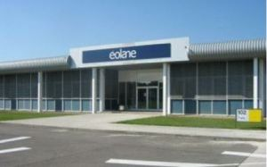 Eolane Montceau placée en redressement judiciaire