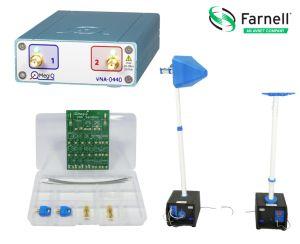 Farnell distribue les outils de développement RF et micro-ondes de MegiQ