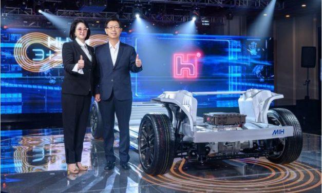 Le sous-traitant Foxconn lance une plateforme ouverte pour le véhicule électrique